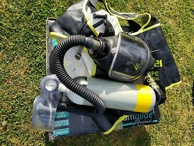 Drager Breathing Apparatus Single Cylinder