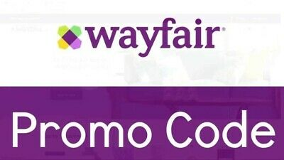 WAYFAIR: 10% Off Your First Order - Code Expires TODAY MAY 31 -sent with minutes