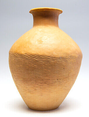 Huge Chinese Neolithic Pottery Jar, Caiyuan Culture, 2800-1900 Bc