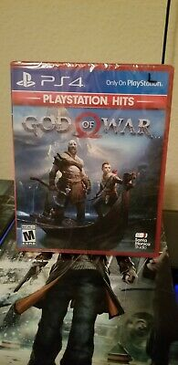 God of War (PS4, 2018) New Same day Shipping read Description