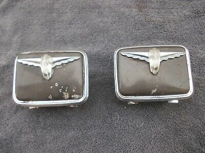 1949 1950 Mercury Ashtrays