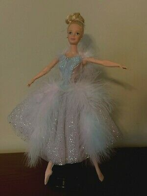 Ballet Masquerade Barbie Doll 2000 Avon Mattel #29385 Ballet Shoes Included