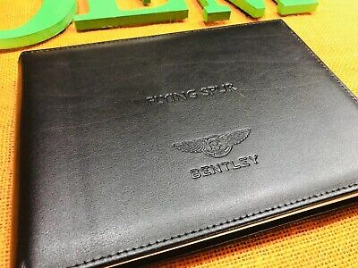2015 2014 Bentley Flying Spur Owners Manual +Navigation Section Info (Fast Ship
