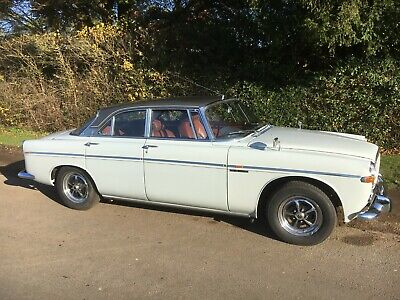 Rover P5b 3500 Coupe 1970