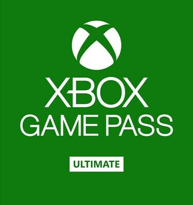 Xbox Game Pass Ultimate 1 mes
