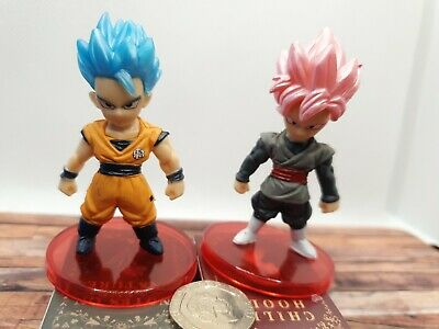 DRAGON BALL SUPER MINIFIGURE BULMA 8 CM BANDAI GASHAPON ANIME MANGA DRAGONBALL