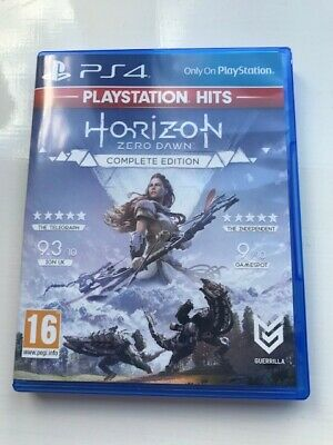 Horizon Zero Dawn - Complete Edition - Sony Playstation 4 Ps4 Game