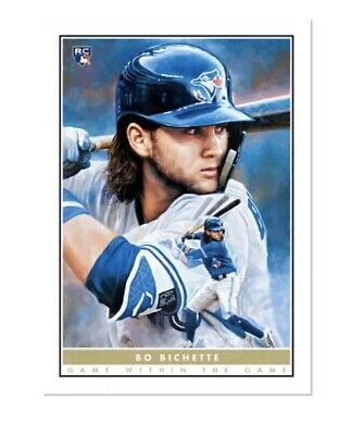 2020 Topps Game Within The Game Bo Bichette # 4