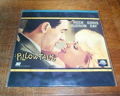 PILLOW TALK - LBX Laserdisc - Doris Day