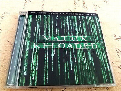 Various ‎– The Matrix Reloaded: The Album WPCR-11625~6 JAPAN CD E134-03