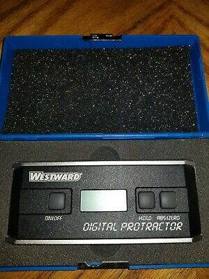 Westward Digital Protractor *WORKS*