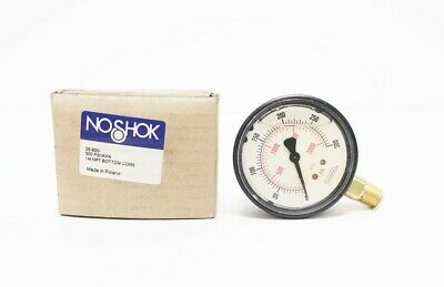 """Noshok 25-901 3000 Psi 1//4/""""NPT 12 PRESSFIT ORF //Special Fill Stainless Case"""