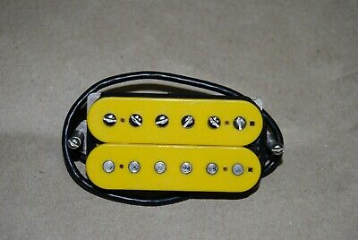 80's SEYMOUR DUNCAN '59 NJ HUMBUCKER(Custom Yellow)/For Gibson/Kramer/Jackson
