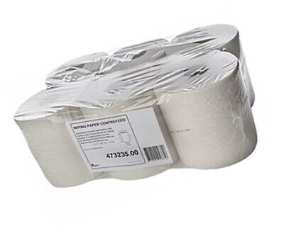 SCA Tork 473235 Unbranded 2-Ply Roll 300 m (Pack of 6)