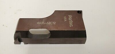 Parlec Twin Bore Roughing Insert Holder 4605-62C12