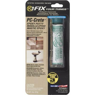 PC-Crete 2 Oz. White Epoxy Putty PC-CRETE  - 1 Each