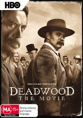 Deadwood: The Movie (2019) [New Dvd]