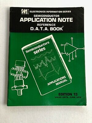 D.a.t.a. Semiconductor Application Notes June 1978 70S Engineering Edition 13