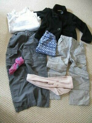 Job Lot Bundle Girls Clothes : Tu, Mountain W'house, M&S, Gap, H&M : Age 7-8 Yrs