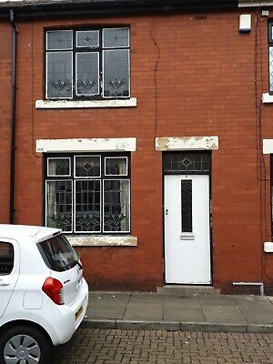 1930s Stained Glass Leaded Windows ENTIRE FRONT OF HOUSE