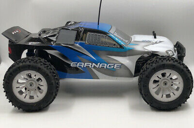 Ftx Carnage Brushed Electric Motor Powered Racing Truggy