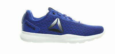 Reebok Mens Dart Tr Cobalt/Black/White Cross Training Shoes Size 7.5