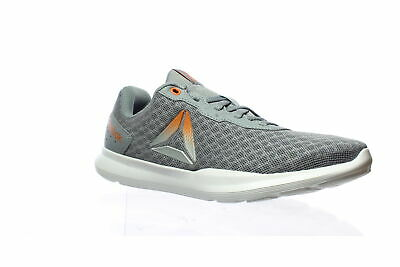 Reebok Mens Dart Tr Gray Cross Training Shoes Size 6.5