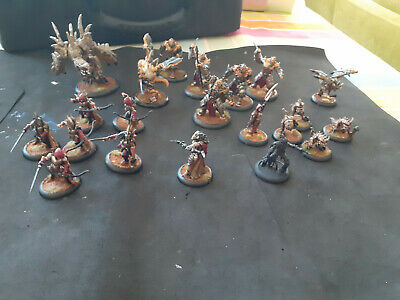 Hordes Warmachine Ejercito Legion of Everblight