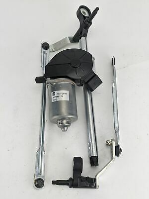 Vauxhall / Opel Corsa D Windscreen Wiper Motor And Linkage Assembly RHD 13372899