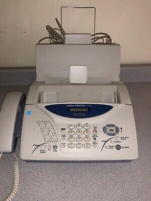 Used Brother Intellifax 1270E Fax Machine