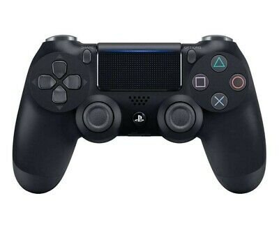 Genuine Sony PS4 Dualshock 4 wireless Controller (Black)(PS4) V2 Boxed