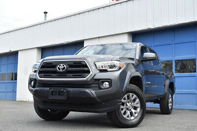 2017 Toyota Tacoma SR5 V6 Full Power Options Bluetooth Rear View Camera Alloy Wheels Tow Package Save Big