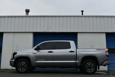 2018 Toyota Tundra SR5 5.7L V8 Repairable Rebuildable Salvage Runs Great Project Builder Fixer Easy Fix Save