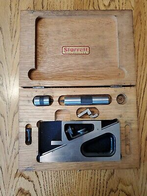 Starrett 995 Planer Gage Machinist Toolmaker Inspection Grind Layout Vintage