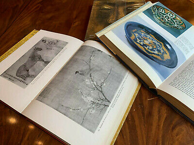 A Group of Three Vintage Chinese Art Books.
