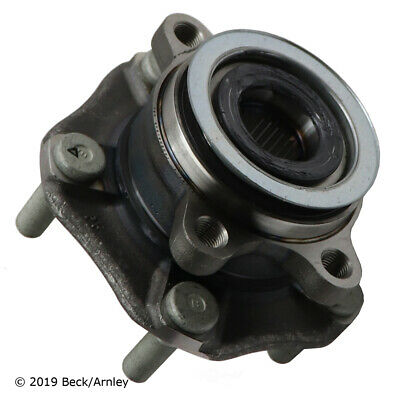 Wheel Bearing and Hub Assembly Front Beck/Arnley 051-6491