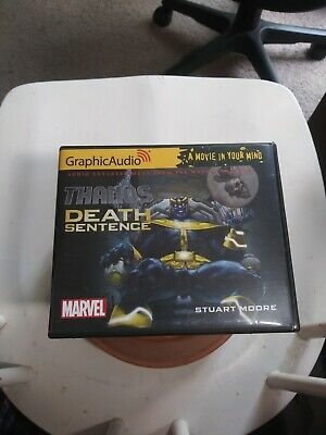 Thanos Death Sentence : Graphic Audio by Stewart Moore