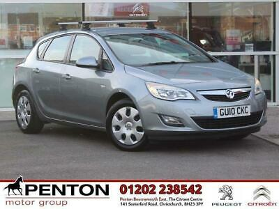 2010 Vauxhall Astra 1.4 16v Exclusiv 5dr