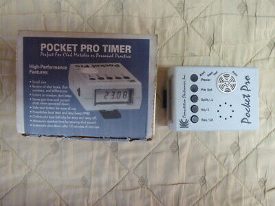 Competition Electronics Pocket Pro II Timer