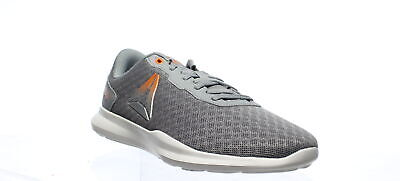 Reebok Mens Dart Tr Grey/White/Fieora Cross Training Shoes Size 8