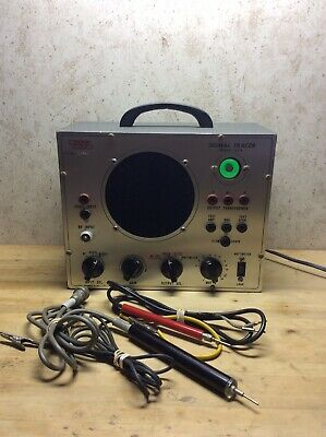 EICO 147A Signal Tracer with Probes