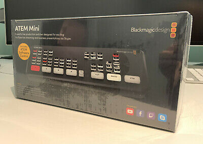 Blackmagic Design ATEM mini NEU OVP