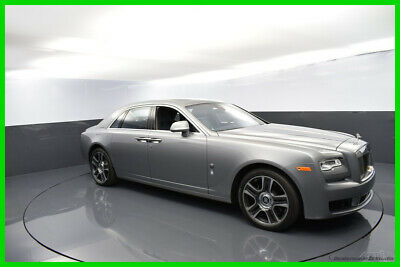 2018 Rolls-Royce Ghost  2018 Used Turbo 6.6L V12 48V Automatic RWD Premium