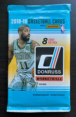 2018-19 NBA Donruss 8-Card Pack - Find Luka Doncic, Trae Young RC Rookies 🔥