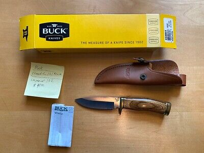 Buck Knife 192, Vanguard, great shape with original packaging