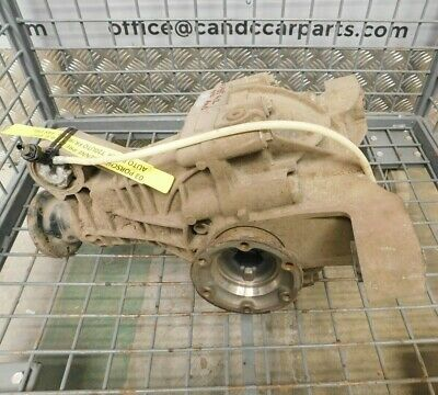 Porsche Cayenne 955 Rear Differential Diff 4.5 Automatic AWD 28/5