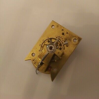 Small clock platform escapement  For Spares Or Repair, not working