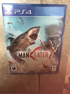 ManEater (PS4 / PlayStation 4) Great Condition