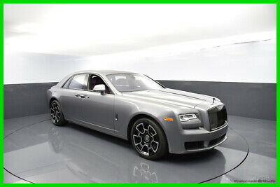 2019 Rolls-Royce Ghost  2019 Used Turbo 6.6L V12 48V Automatic RWD Premium