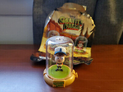 "1x GRAVITY FALLS DOMEZ DISNEY DIPPER PINES 2"" COLLECTIBLE MINI ACTION FIGURE"